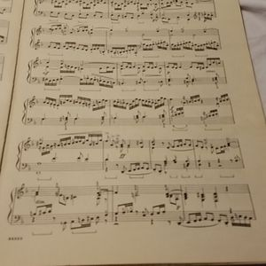 Other - Vintage piano music book